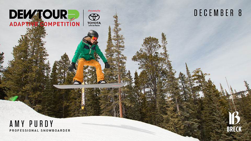 Dew Tour Announces Adaptive