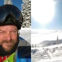 At 11,000 feet, 10 degrees above zero, I'm at the happiest place on earth! Sorry Disney.  :)