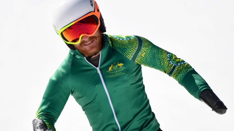 Downhill dramas take toll on para-alpine skiers - The Sydney Morning Herald