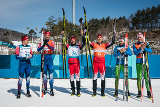 Nordic skiers celebrate historic four-medal day at Paralympic Winter Games - The Crag and Canyon
