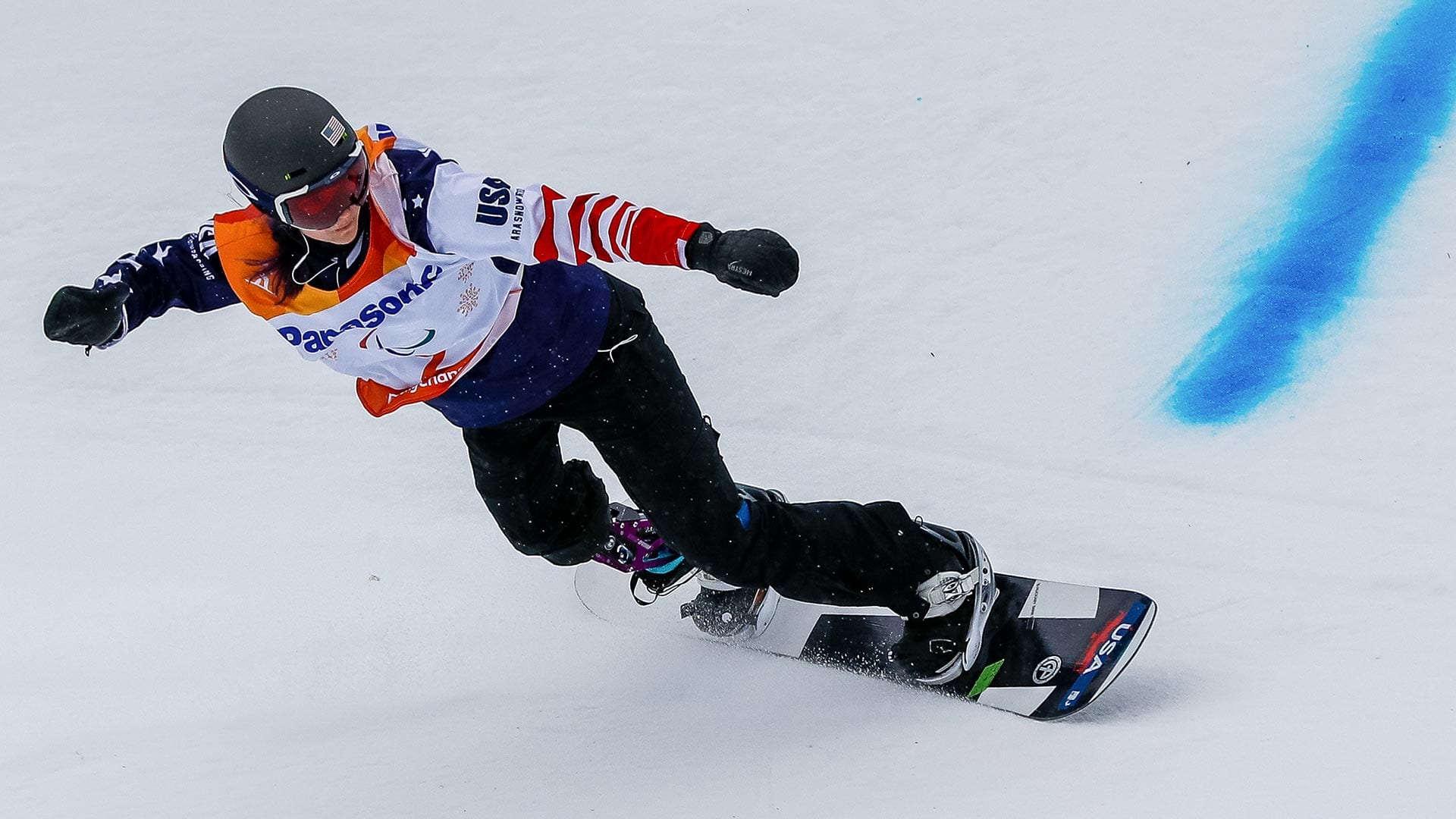 What you missed last night at the Paralympics: Snowboarder Brenna Huckaby is golden again - NBC Olympics