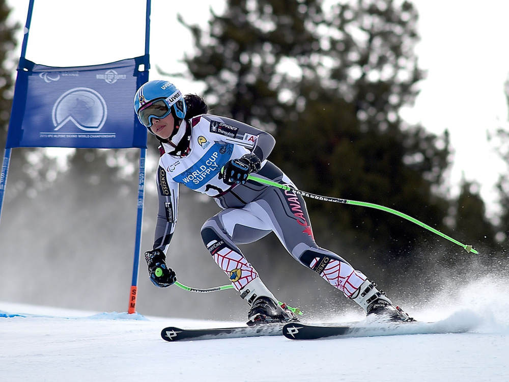 Para-alpine skiers set sights on reaching podium in PyeongChang - Calgary Sun