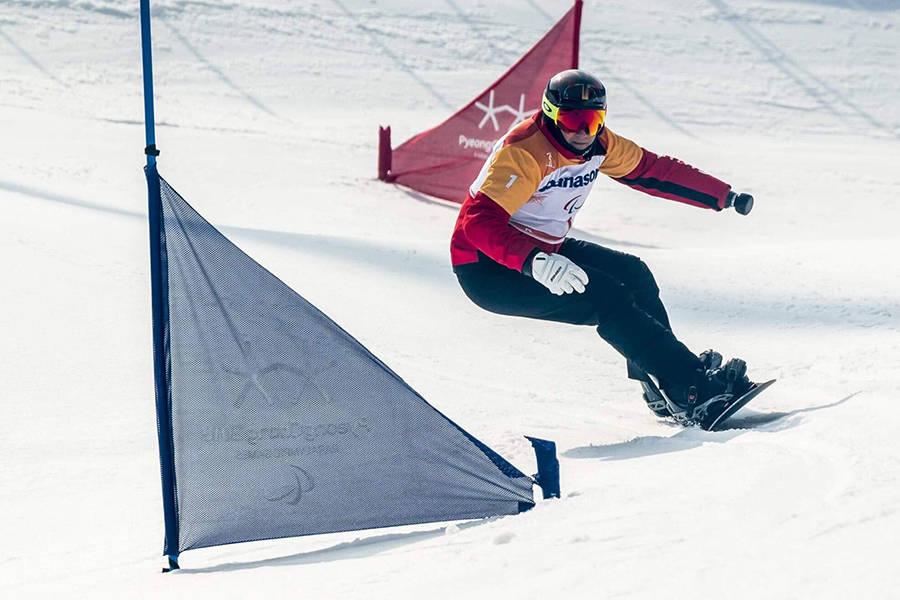Minard sixth as banked slalom debuts at Paralympics - Vernon Morning Star