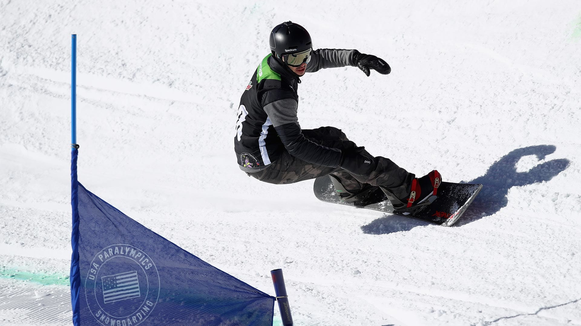 Q&A with para snowboarder Mike Shea - NBC Olympics