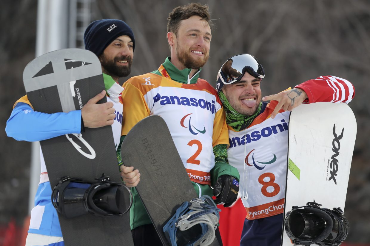 Summit County's Amy Purdy wins snowboard cross silver at Paralympics; Frisco's Minor wins bronze - Summit Daily News