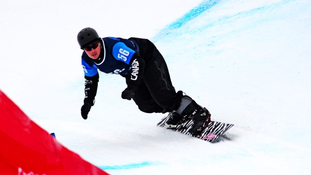 There's nothing easy about what para snowboarder Alex Massie does - CBC.ca