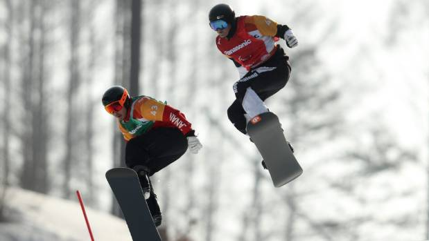 Para snowboarder Carl Murphy knocked out of Paralympics quarterfinals - Stuff.co.nz