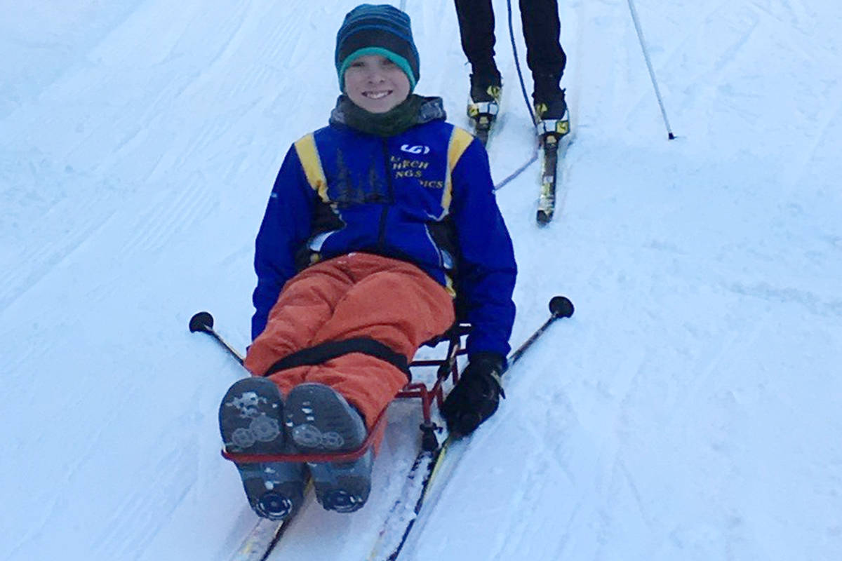 Larch Hills Nordic Ski Club grateful for support from Parasport ... - Sicamous Eagle Valley News