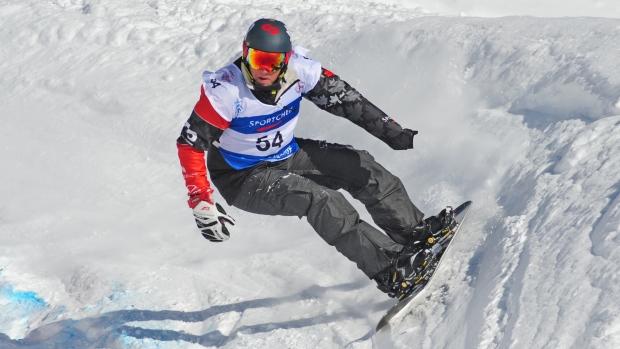 Para snowboarder Curt Minard given reason to believe again - CBC.ca
