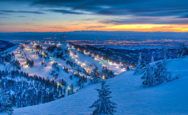 Bogus Basin Ski Resort