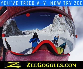ZeeGoggles, by Zee Sports Corporation, is the new name for SportCamZ Goggles, the industry leader in high-end ski and snowboard goggles.