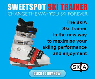 The SkiA Sweetspot Ski Trainer is a dry-land balance training gadget that can revolutionise your ski performance and enjoyment.