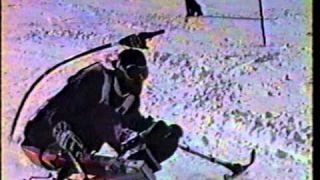 Perfect Turns mono-ski instruction video