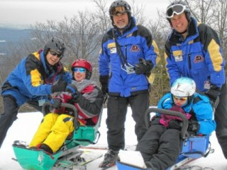Crotched Mountain Adaptive Snowsports Program