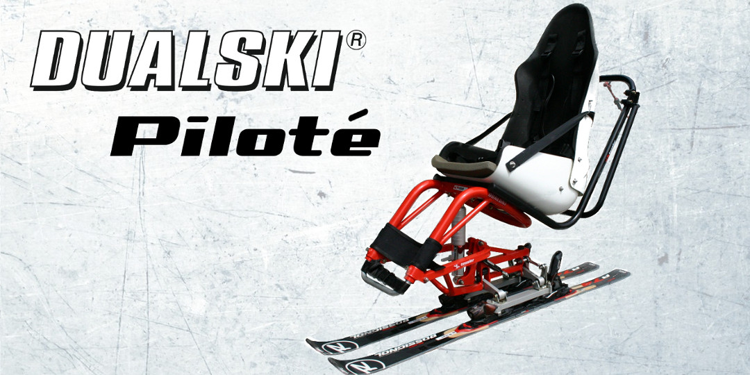 Piloted Dualski