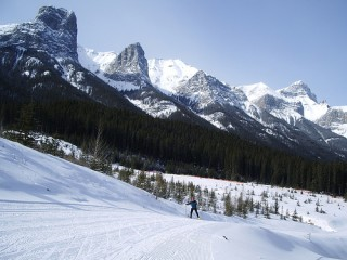 Photo Credit Canmore Nordic Center