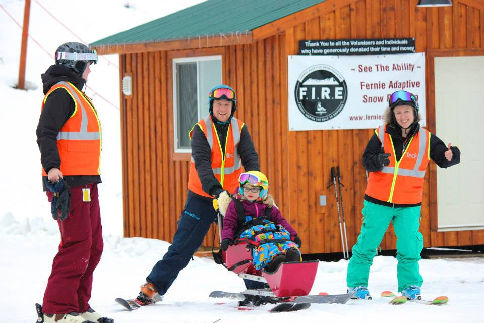 FIRE: Fernie Adaptive Snow Program