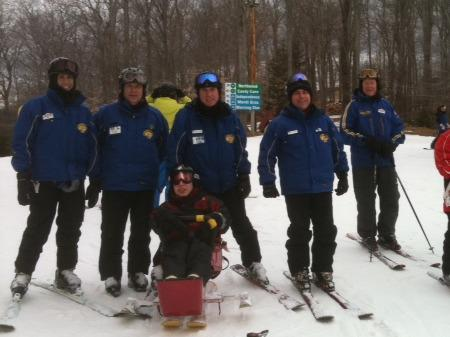 Lounsbury Adaptive Ski Program