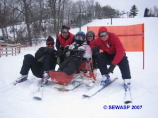 SouthEastern Wisconsin Adaptive Ski Program