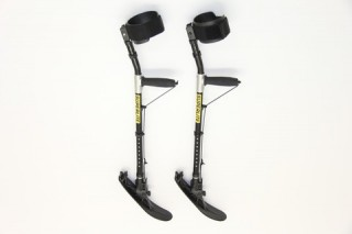 Superlite Monoski Outriggers
