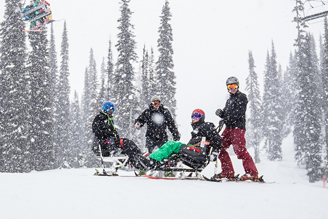Revelstoke Adaptive Sports Program
