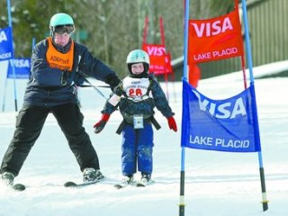Whiteface Lake Placid Adaptive Ski Program